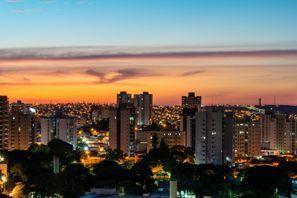 Szállás Bauru, Brazília