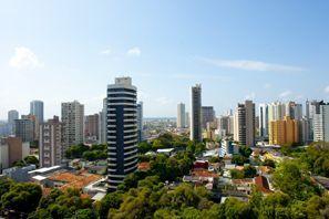 Szállás Belem, Brazília