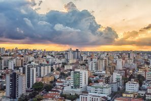 Szállás Belo Horizonte, Brazília