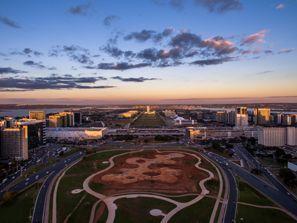 Szállás Brazíliaváros, Brazília