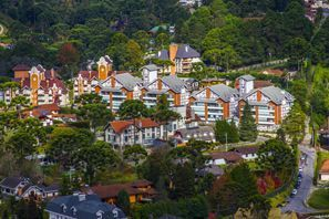 Szállás Campos do Jordao, Brazília