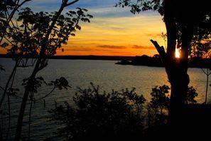 Szállás Coromandel, Brazília