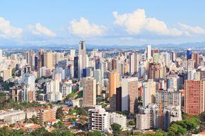 Szállás Curitiba, Brazília