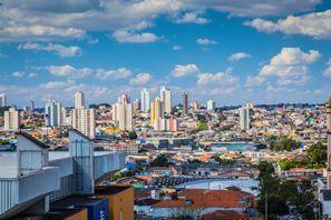 Szállás Diadema, Brazília