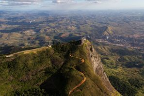 Szállás Guanhaes, Brazília