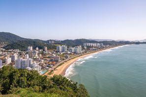 Szállás Itajai, Brazília