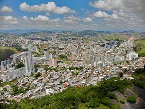 Szállás Juiz de Fora, Brazília