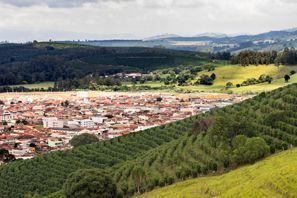 Szállás Lavras, Brazília