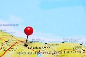Szállás Mossoro, Brazília