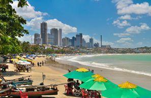 Szállás Natal, Brazília