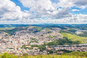 Szállás Pocos de Caldas, Brazília