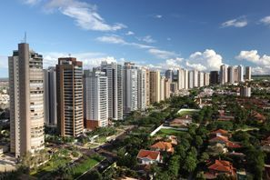 Szállás Ribeirao Preto, Brazília