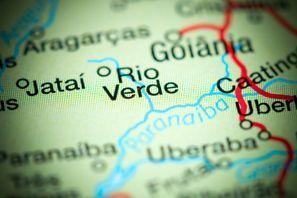 Szállás Rio Verde, Brazília
