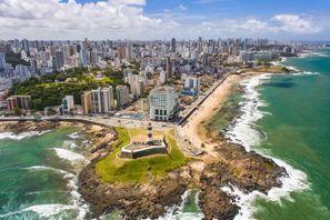 Szállás Salvador, Brazília