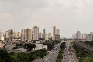 Szállás Santo Andre, Brazília