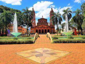 Szállás Santo Angelo, Brazília