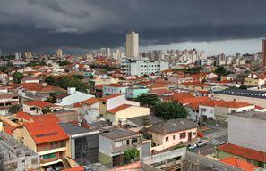 Szállás Sao Caetano do Sul, Brazília