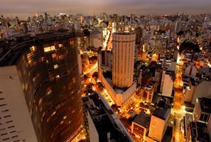Szállás Sao Paulo, Brazília