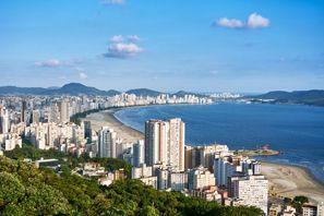 Szállás Sao Vicente, Brazília
