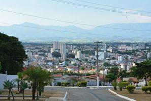 Szállás Taubate, Brazília