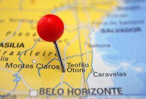 Szállás Teofilo Otoni, Brazília
