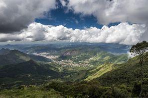 Szállás Tres Rios, Brazília