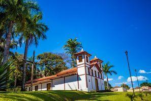 Szállás Uberaba, Brazília