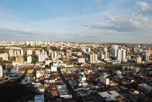 Szállás Uberlandia, Brazília