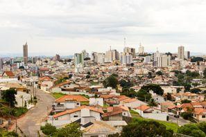 Szállás Varginha, Brazília
