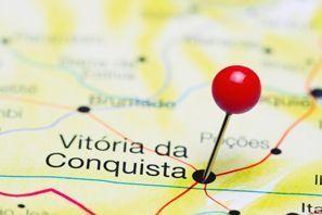 Szállás Vitoria da Conquista, Brazília
