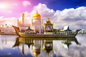 Szállás Bandar Seri Begawan, Brunei