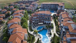 Szállás Aheloy, Bulgária