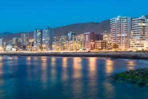 Szállás Antofagasta, Chile