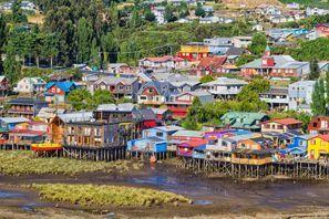 Szállás Castro, Chile
