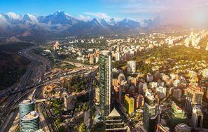 Szállás Los Andes, Chile