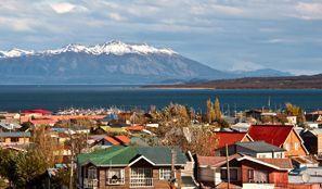 Szállás Puerto Natales, Chile