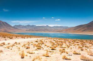 Szállás San Pedro de Atacama, Chile
