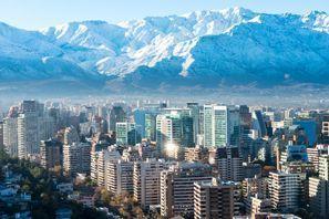 Szállás Santiago, Chile