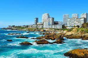 Szállás Vina Del Mar, Chile