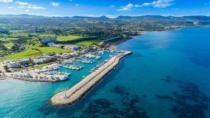 Szállás Latchi, Ciprus