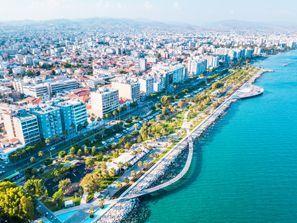 Szállás Limassol, Ciprus