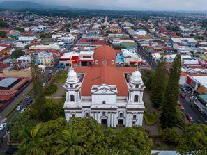 Szállás Alajuela, Costa Rica