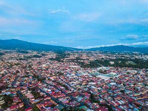 Szállás Escazu, Costa Rica
