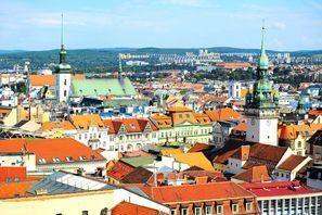 Szállás Brno, Csehország