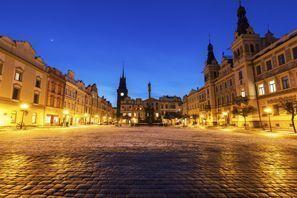 Szállás Pardubice, Csehország
