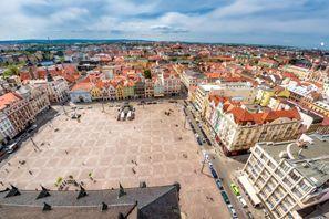 Szállás Plzeň, Csehország