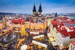 Szállás Prága, Csehország
