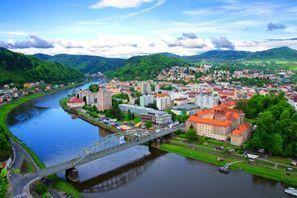 Szállás Ústí nad Labem, Csehország
