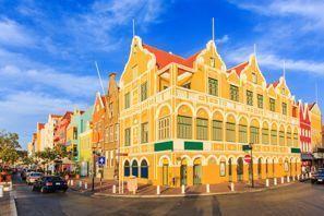 Szállás Willemstad, Curacao