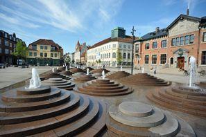 Szállás Aalborg, Dánia